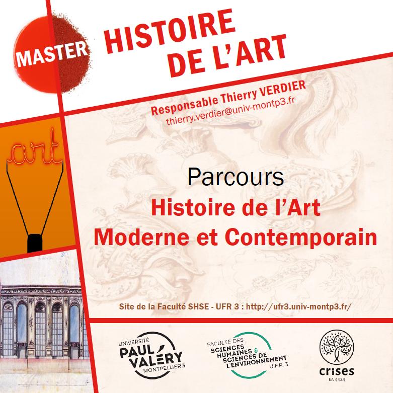 Histoire De L Art Moderne Et Contemporain